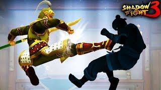 Метательное оружие и СКОРО 4 Глава Shadow Fight 3 прохождение игры бой с тенью 3 веселый летсплей
