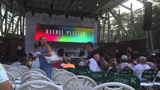 1 - Beating Me Up - Rachel Platten (Live in Cary, NC - 8/5/15)
