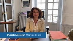 Ville de Senlis - Pascale Loiseleur - Covid-19 - 2020-04-30