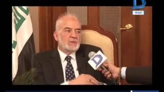 """حلم شعب X صورة رئيس  الجعفري : نحن شيعة """"علي"""" ولسنا فرس"""