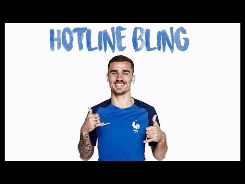 Antoine Griezmann ● Hotline Bling
