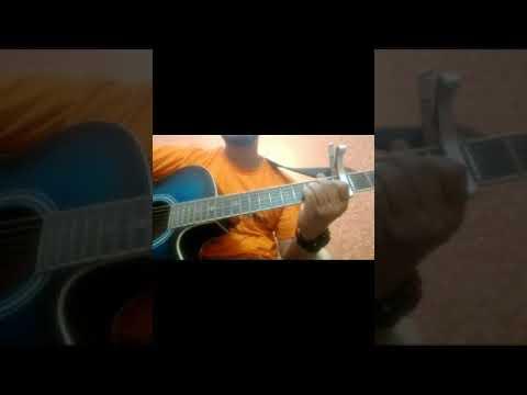 Uska hi bnaa - arijit singh  song  guitar lesson with capo