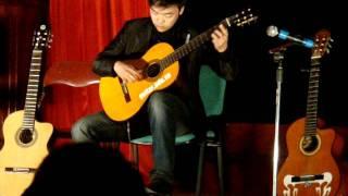 I Miss You - Việt Anh - offline HUA guitar