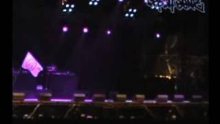 Samy Deluxe - Splash 2001 Teil 1