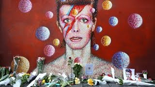 The Art That Inspired David Bowie