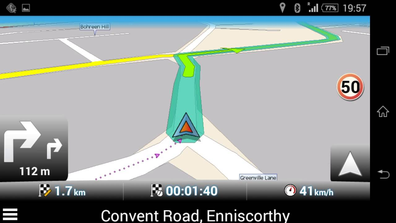 Mapfactor Navigator Android App Review