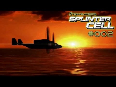SPLINTER CELL #002: Die Jungfernreise des Third Echelon «» Let's Play Splinter Cell