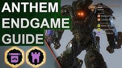 Anthem: Endcontent / Endgame Guide (Deutsch/German)