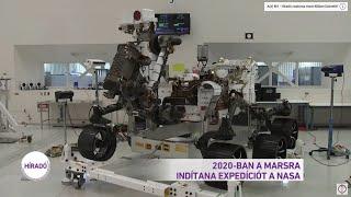 2020-ban a Marsra indítana expedíciót a NASA