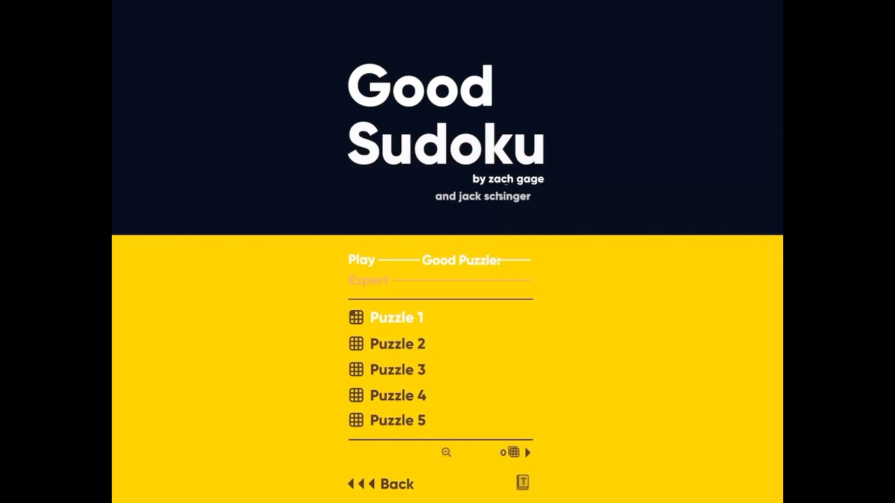 Good Sudoku Trailer