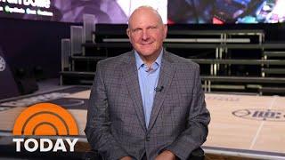 Owner Steve Ballmer Talks The Design Of LA Clippers' New Arena