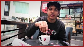 Why CAFE COFFEE DAY is so Expensive ??