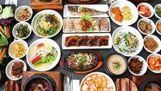 ТОП 10 самых популярных блюд Кореи