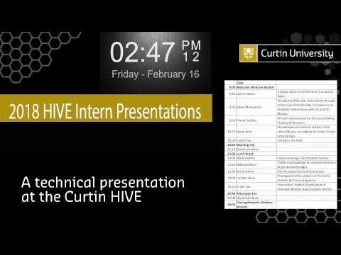 HIVE Intern Presentation 2018