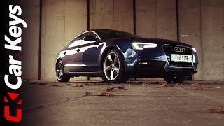 Audi A5 Sportback 2014 review - Car Keys