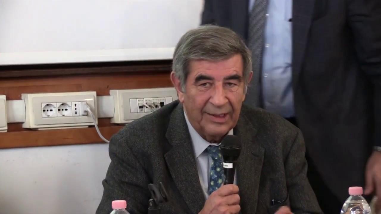 Luigi Guerra. Le prospettive della formazione in rete - YouTube