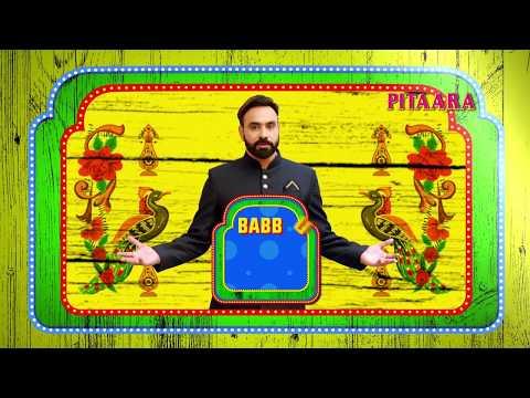 Babbu Maan Exclusive Interview | Part 01 | Babbu Da Pitaara | Pitaara TV
