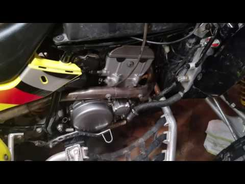 drz 400 manual cam chain tensioner