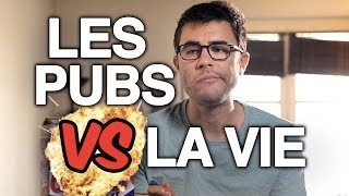 vuclip Cyprien - Les pubs VS La vie