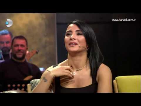 Beyaz Show- Caner Cindoruk, Sabriye'nin Elinden Zor Kurtuldu!