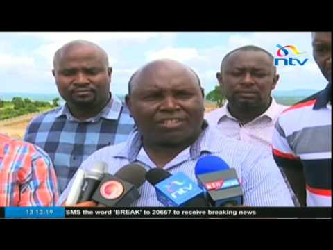 Road to Miritini SGR station in Mombasa to be complete in 7 days