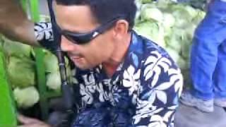 el ciego - vuelve conmigo como Raulin Rodriguez