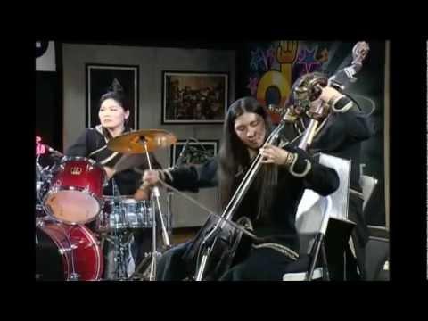 Altan Urag - huh tolboton(Blue Mark) [HD] LIVE