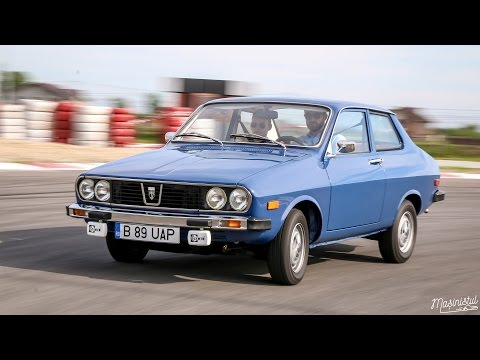 Dacia 1410 Sport – Evadarea Sportivei