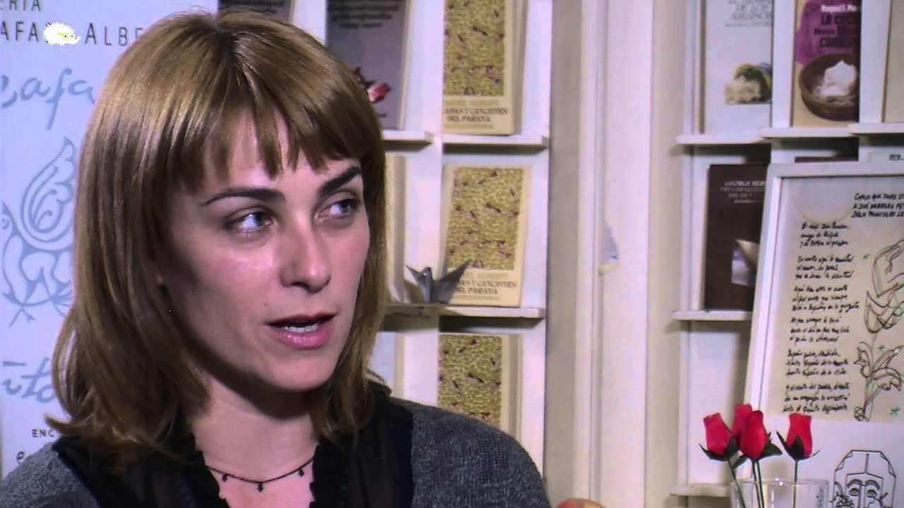 entrevista a sara mesa autora de cicatriz ed anagrama