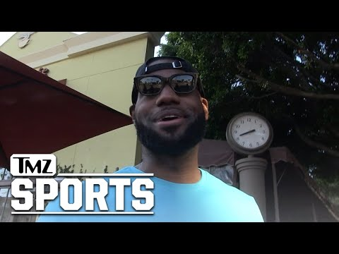 LeBron On NY: I Have No Idea What Blake Griffin's Talking About   TMZ Sports