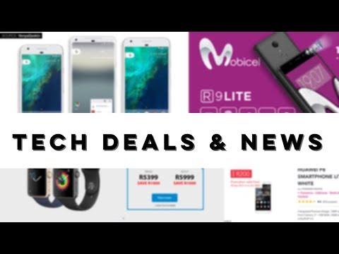 Tech deals and news:South Africa and International| Tech Videos | Kayla's World