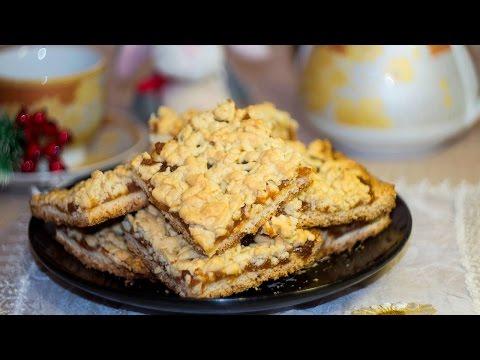 Печенье венское с вареньем классическое