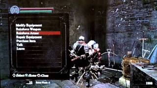 Dark Souls - Soul Farming Tips: Quick 7,000 in 2-3 minutes.