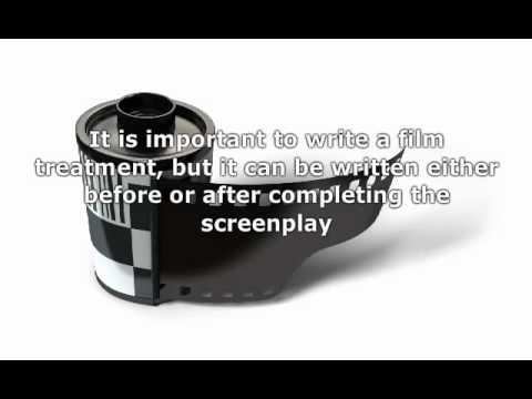 Write A Film Treatment