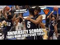 Trey Doomes SCORES 2,000th POINT & USchool WINS FIRST STATE TITLE!! | Dick's Nationals Bound??