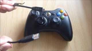 Como fazer um cabo usb para jogar no PC e no Xbox SEM PILHAS