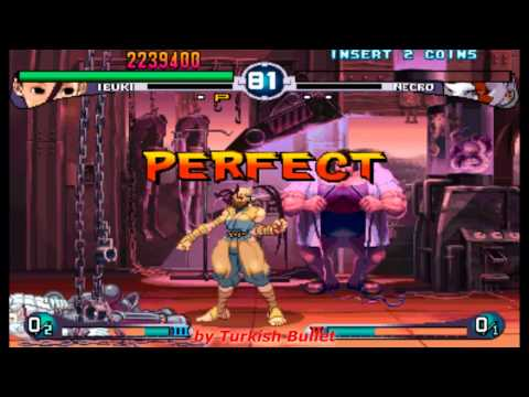 Street Fighter III: 2nd Impact - Giant Attack (Arcade) - (Ibuki | Hard Difficulty)
