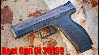 CZ P10F 1500 Round Review: The Best Pistol Of 2019?