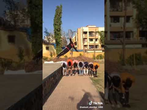 Tik Tok best jump ever