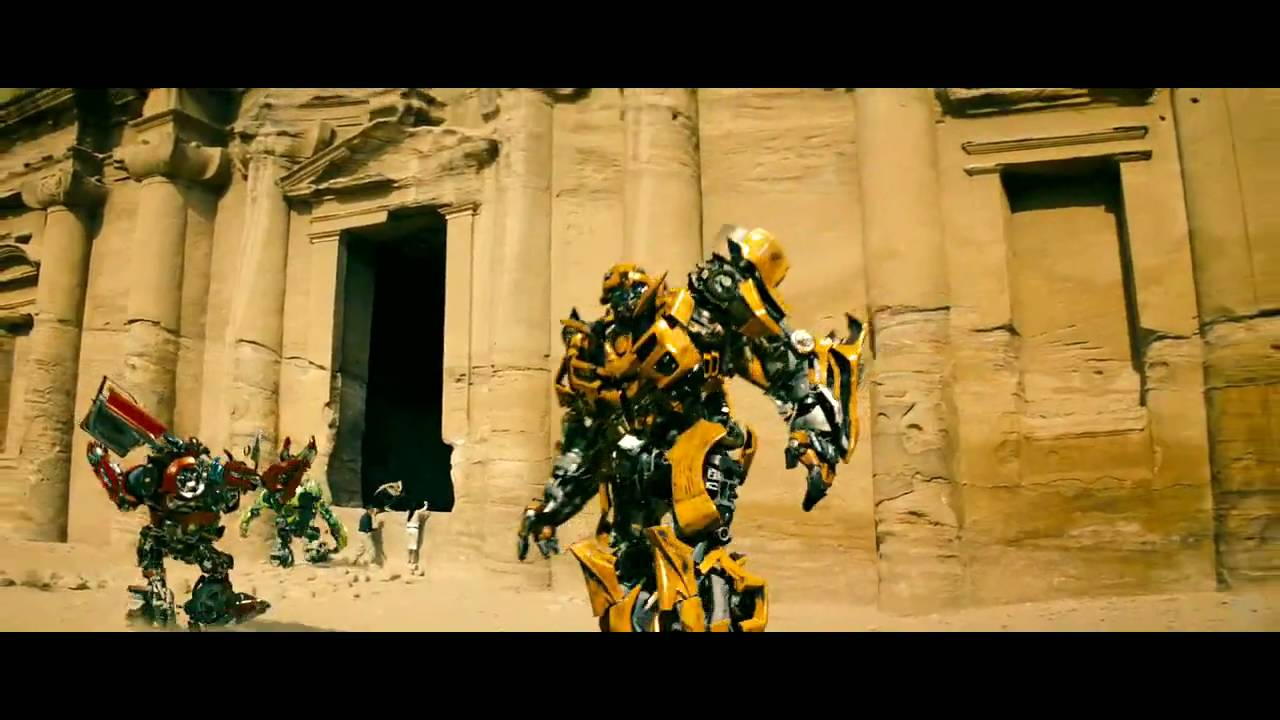 Megan fox transformers revenge of the fallen Part 5 6