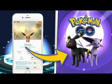 How To Get Umbreon & Espeon in Pokemon GO! Generation 2 Update!