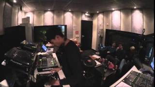 Parrish Smith @ Shourai Sessions, Studio 80, Amsterdam (07-10-2014)
