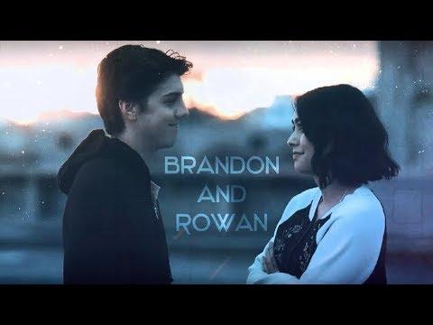 Rowan and Brandon 💙 Browan   tagged ( season 3 )