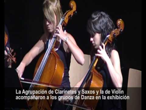 23-06-10 Exhibición de la Escuela Mpal. de Música y Danza de SFH