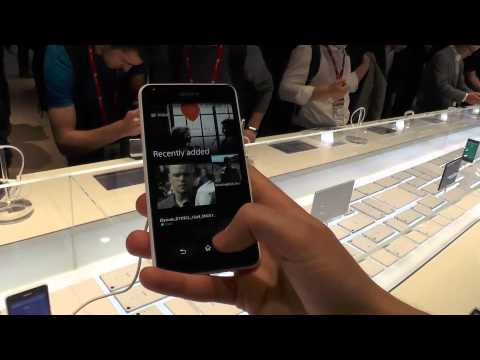 Sony Xperia E4g hands-on