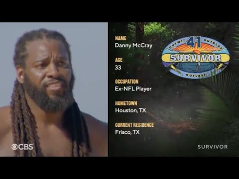 Danny McCray on Survivor: Everything you need to know about the ...
