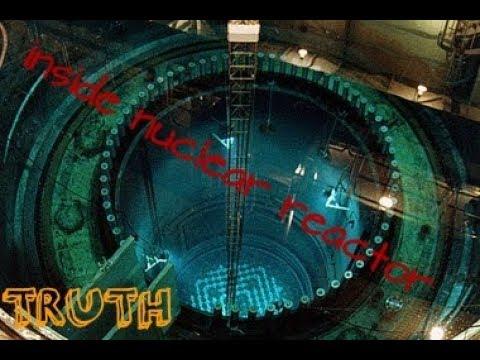 inside nuclear reactor