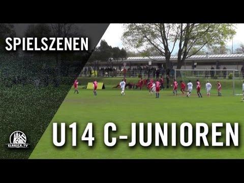 Hamburger SV – TSG 1899 Hoffenheim (U14 C-Junioren, Vorrunde, Premier Cup 2017) – Spielszenen