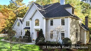Virtual Tour | 28 Elizabeth Road | Hopkinton