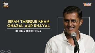 Irfan Tarique Khan's Ghazal aur Khayal | Stagetime | ComedyMunch